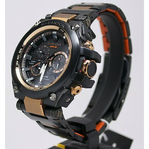 Casio G-Shock MTG Solar Radio Controlled Watch MTG-S1000BD-5AER