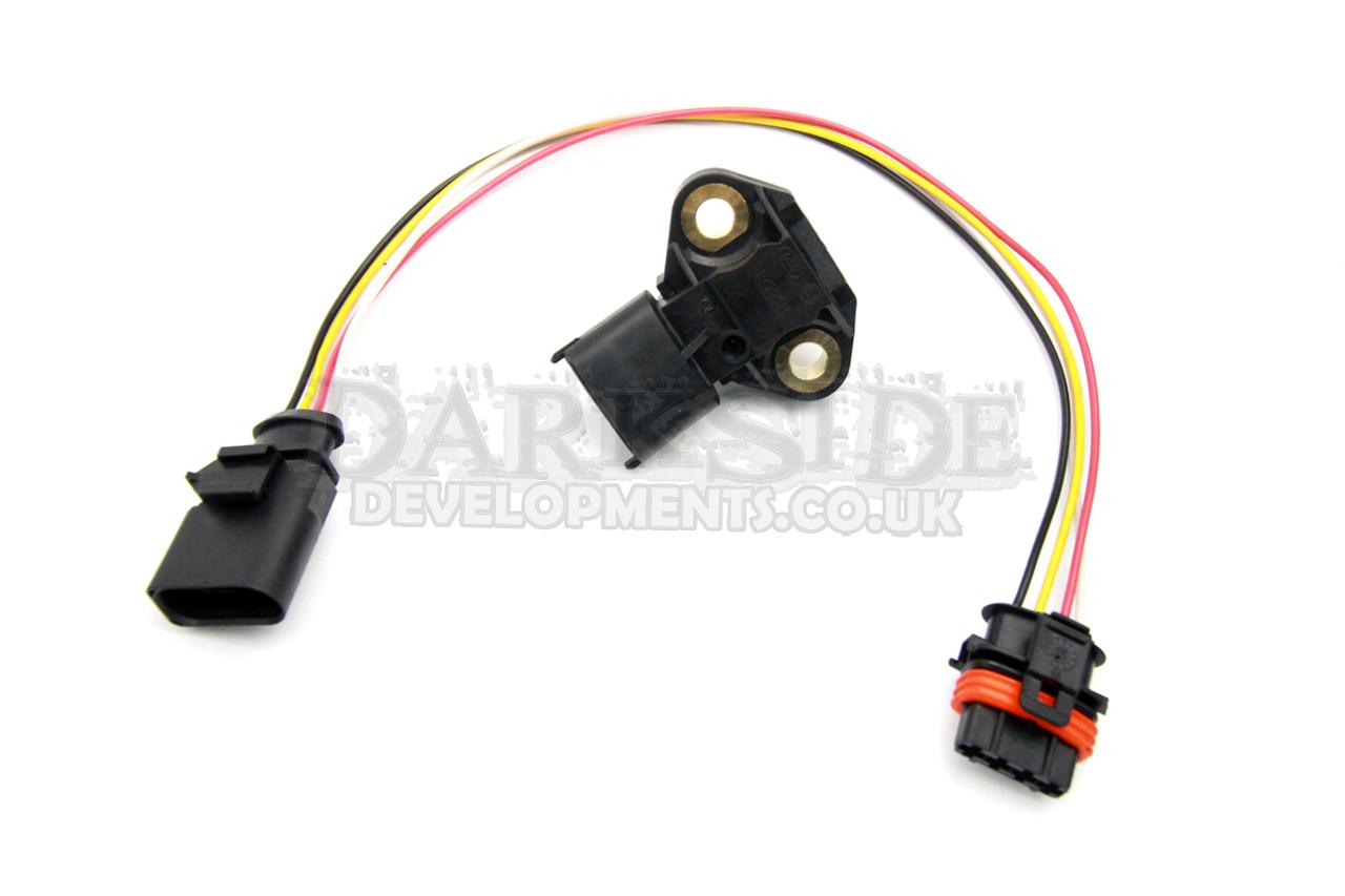 medium resolution of bosch 6 bar map manifold pressure sensor with wiring harness adapter