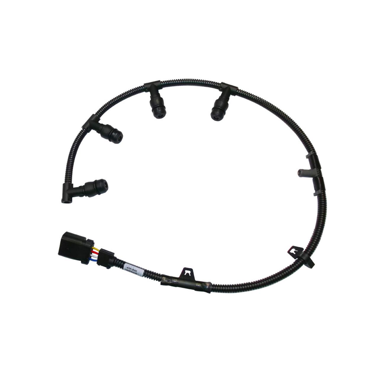 ford 6 0l glow plug harness passenger side wh02961 sku wh02961 upc 613111101032 [ 1280 x 1280 Pixel ]