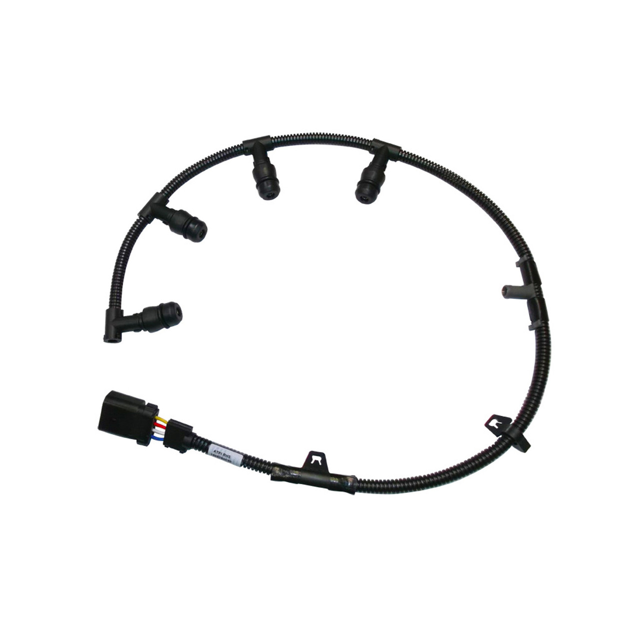 hight resolution of ford 6 0l glow plug harness passenger side wh02961 sku wh02961 upc 613111101032