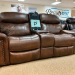 Driftwood Italian Leather Power Reclining Collection