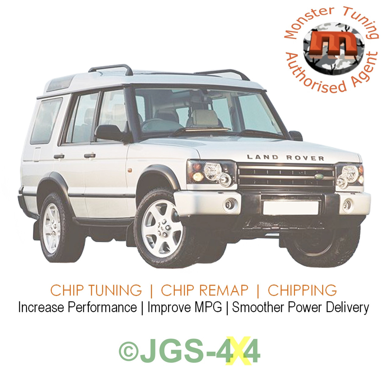 jgs4x4 land rover discovery 2 td5 monster tuning remap performance engine tune [ 1280 x 1280 Pixel ]