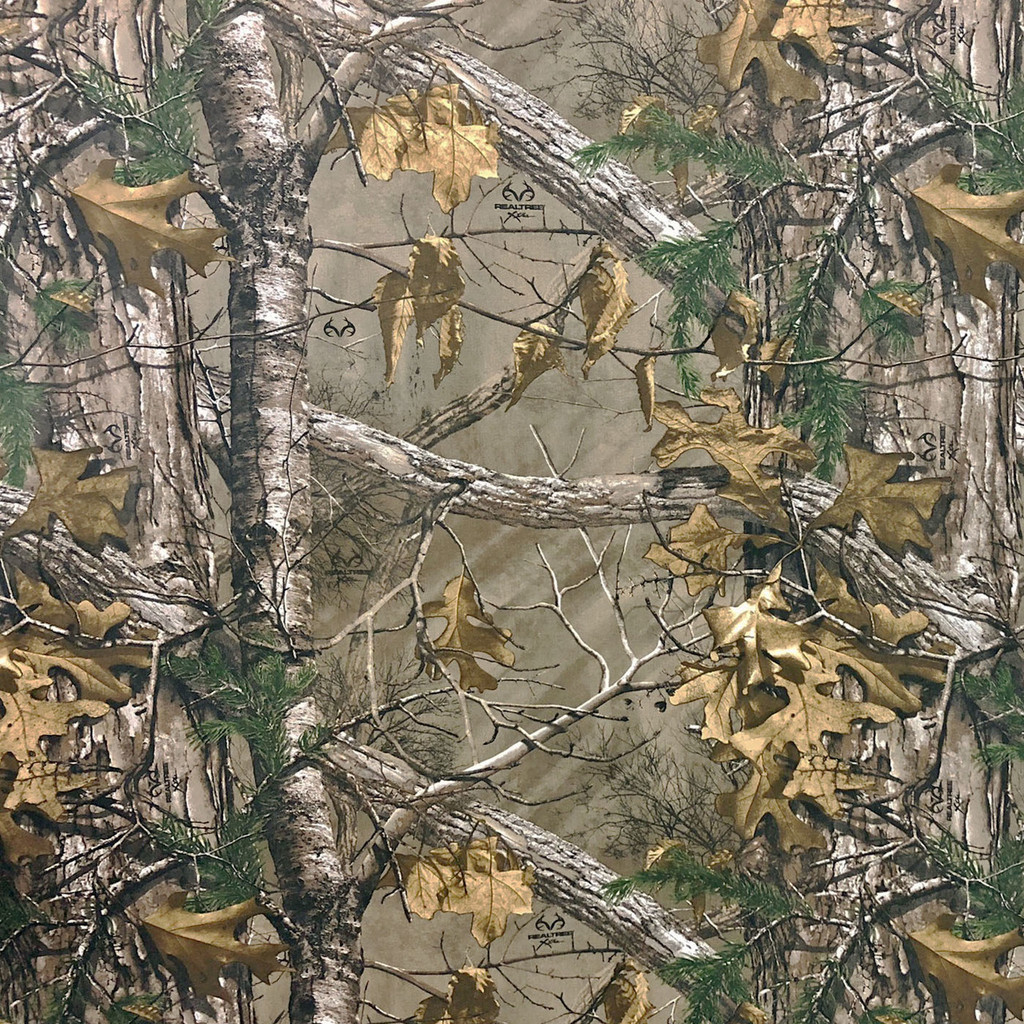 realtree camo cotton xtra