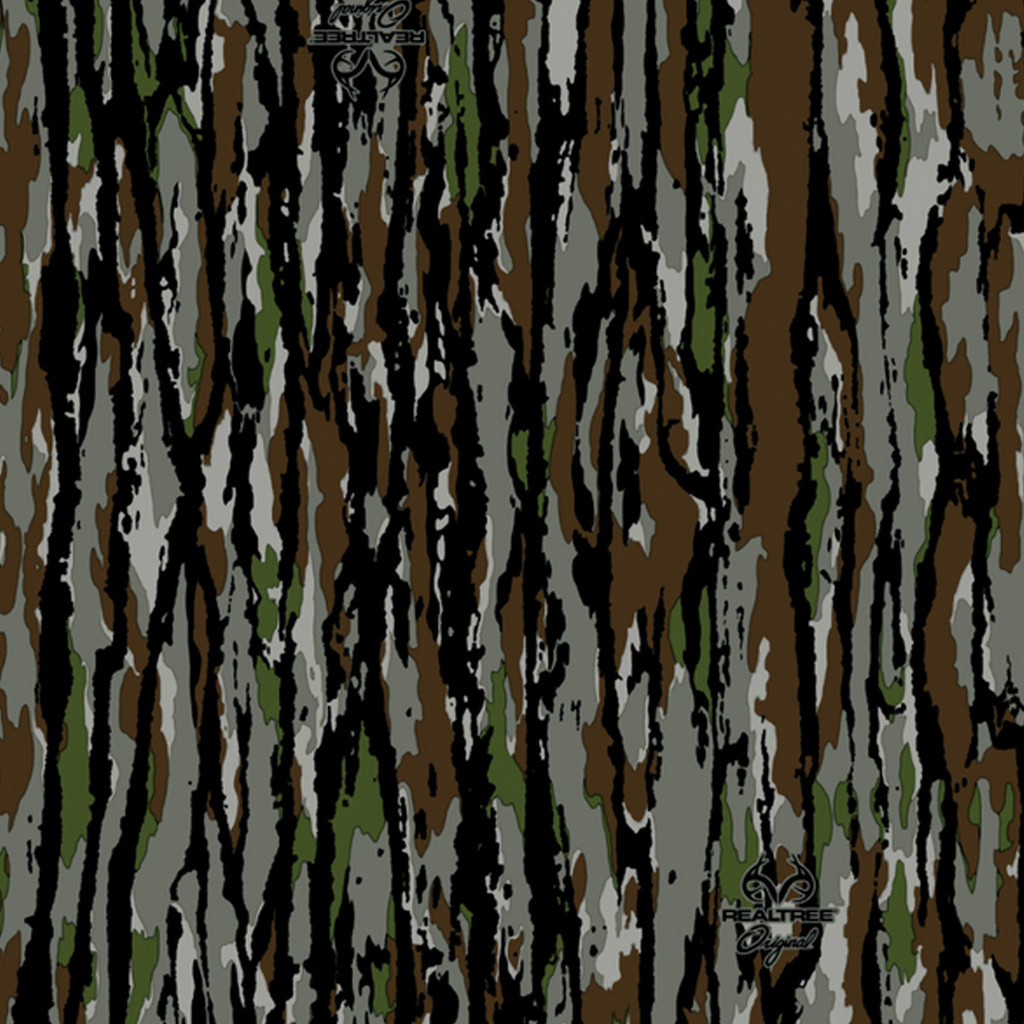realtree camo large perforated