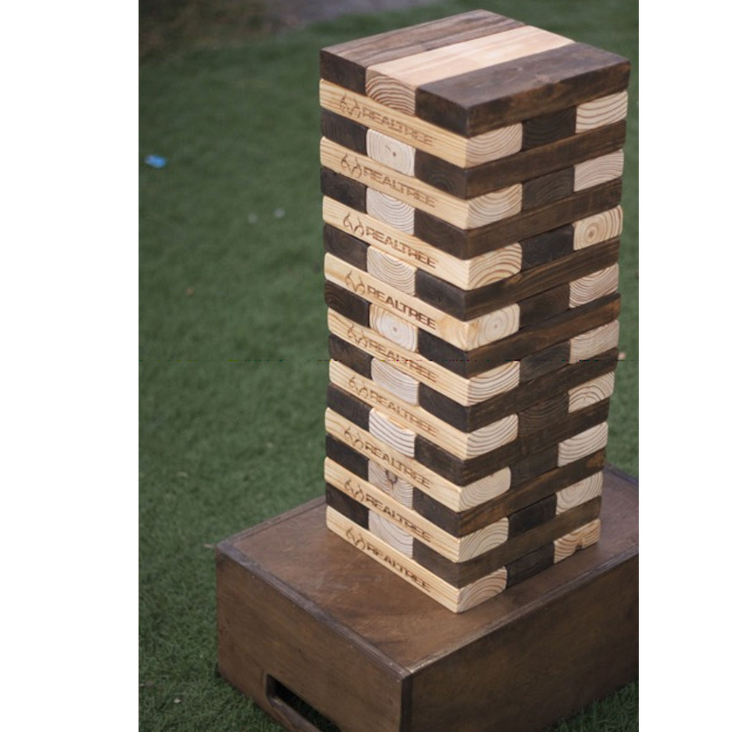 How Many Jenga Pieces Are There