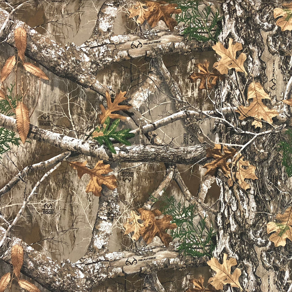 realtree edge cotton twill
