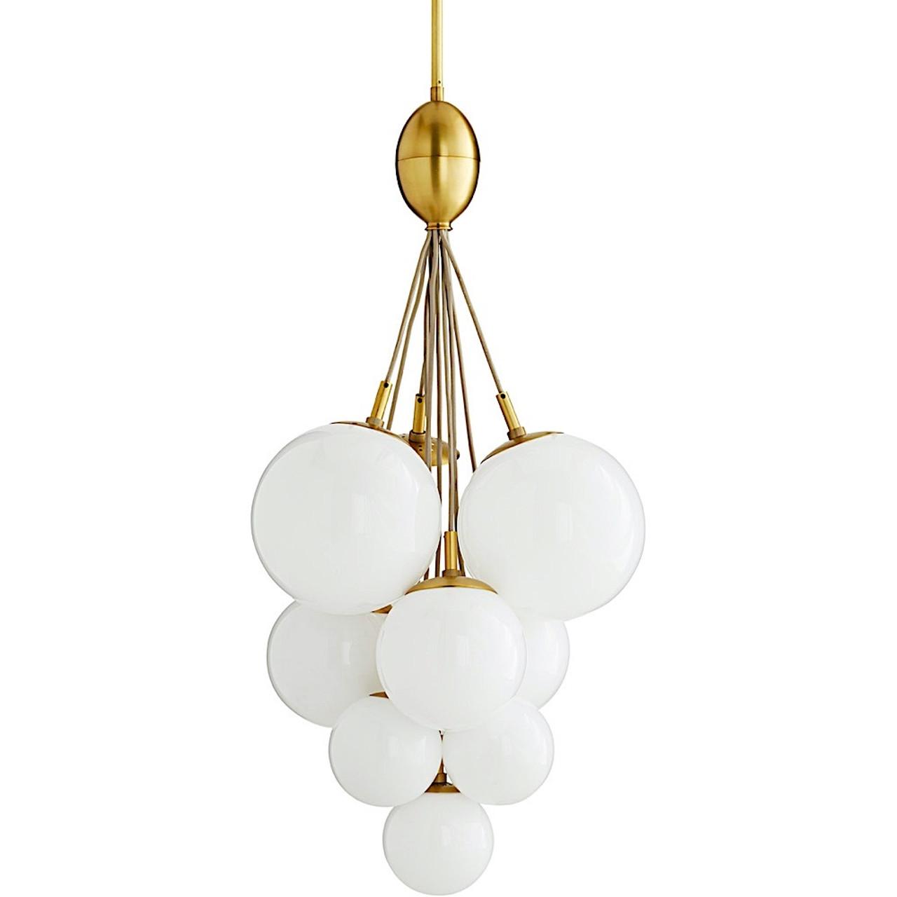 arteriors home orchard chandelier 89106