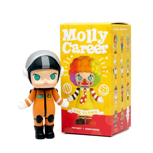 Molly Career Mini Series Blind Box by Kenny Wong - myplasticheart