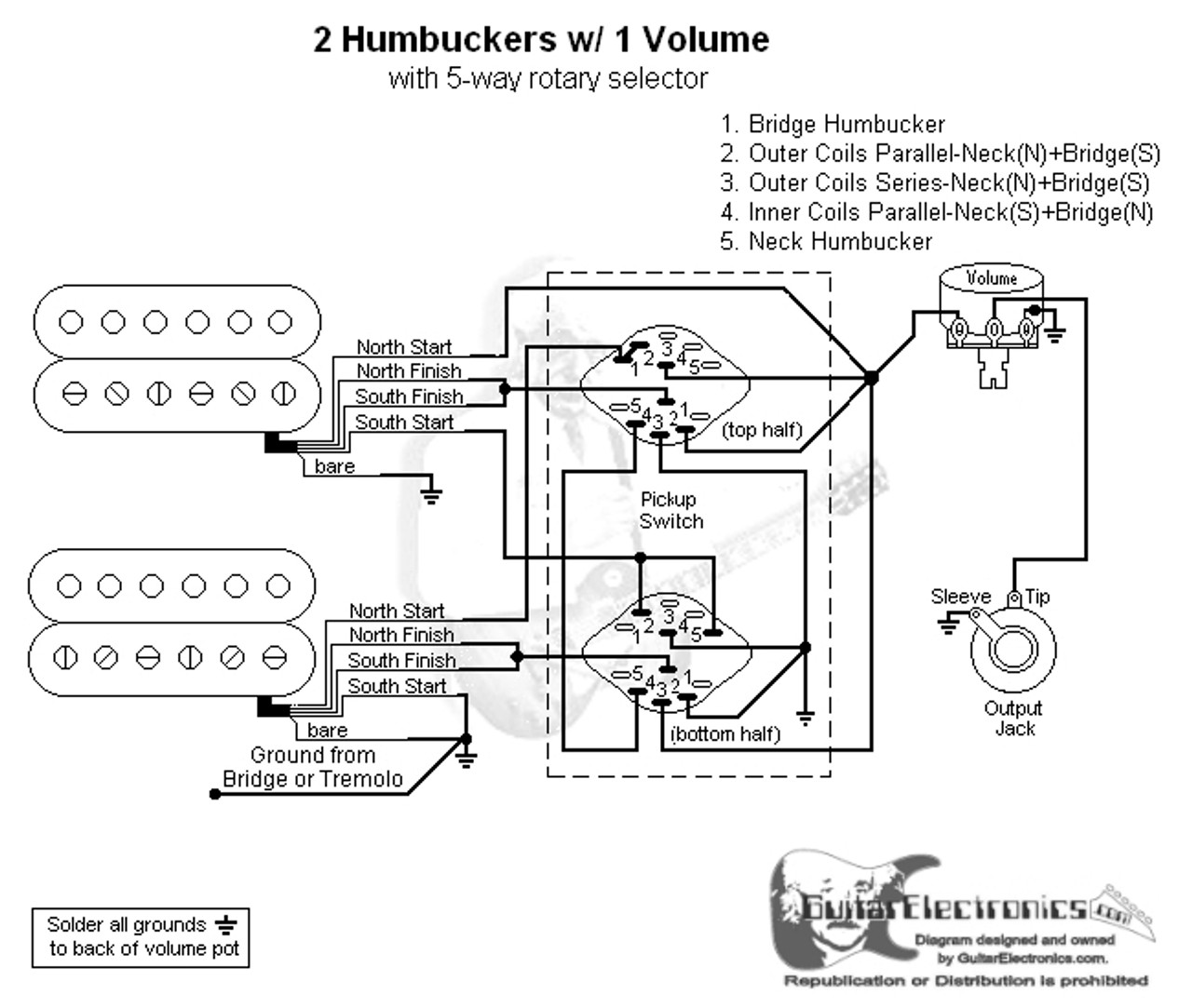 small resolution of 4 pole 3 way rotary switch wiring diagram