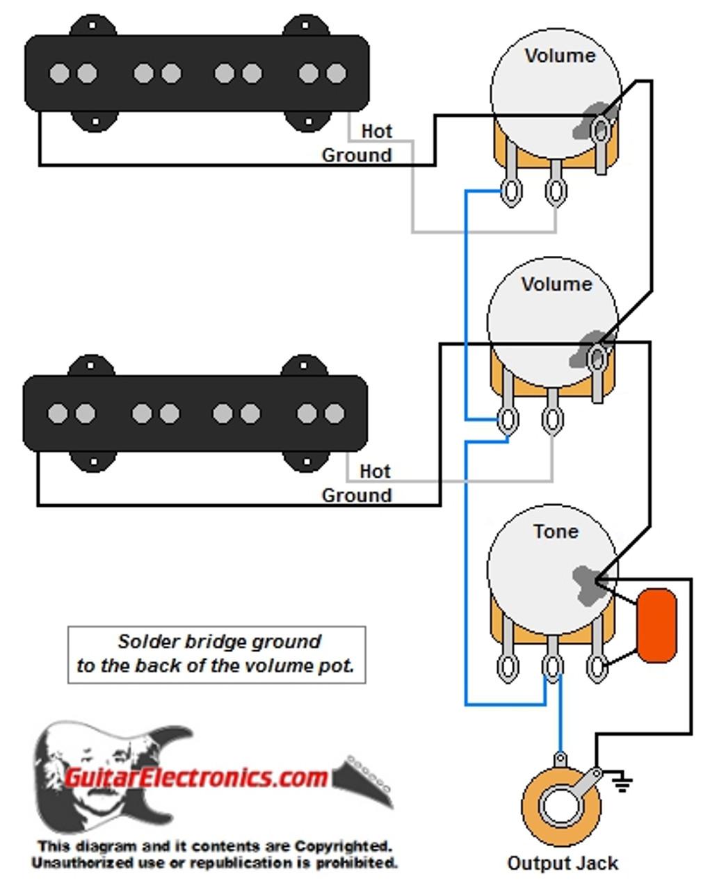 jazz bass style wiring diagramsquier vintage modified jazz bass wiring diagram 10 [ 1021 x 1280 Pixel ]