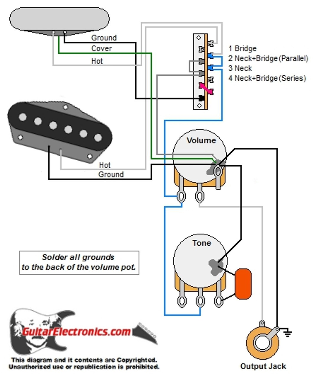 way switch guitar wiring furthermore telecaster 4 way switch wiring 4 way switch wiring diagram fender [ 1062 x 1280 Pixel ]