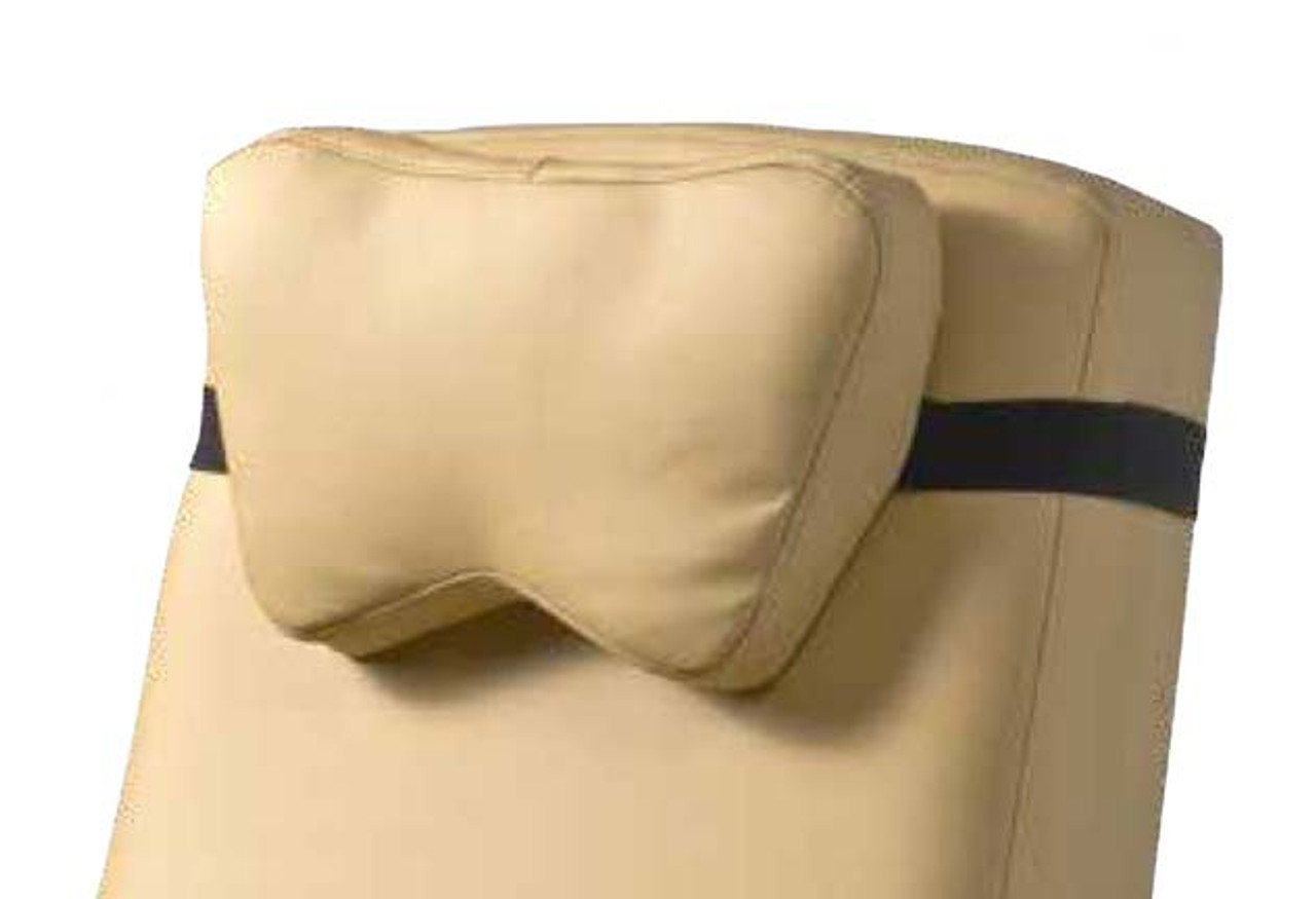 universal head pillow for medical recliners