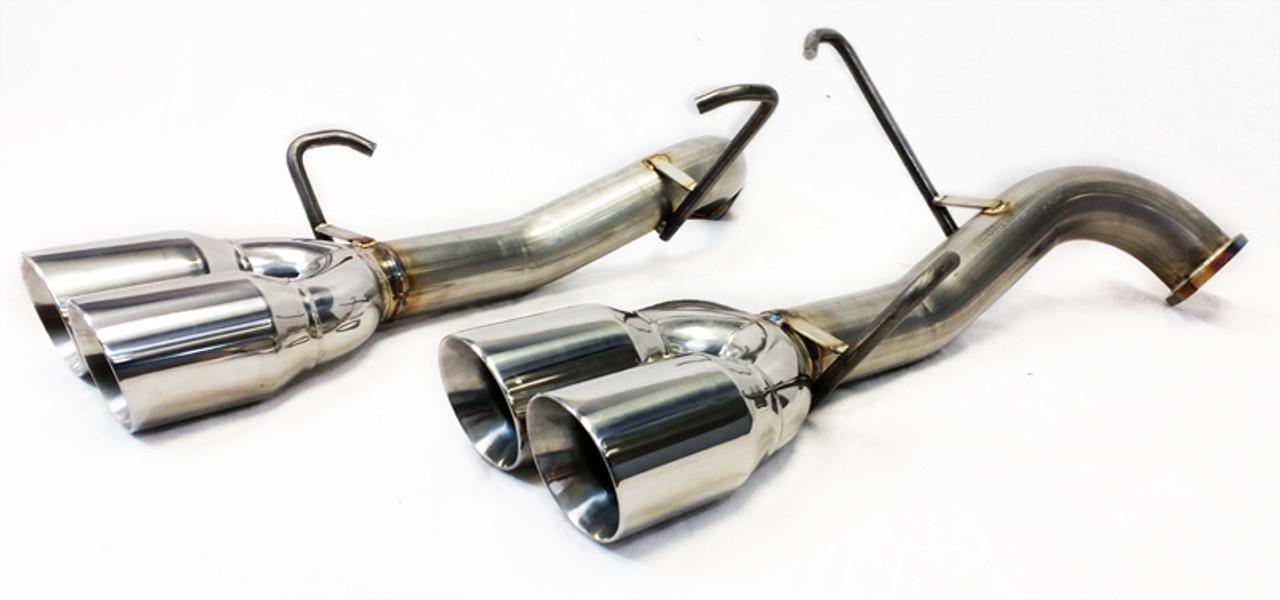 magnaflow axle back exhaust wrx