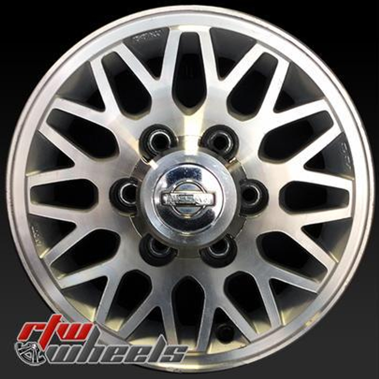 15 inch nissan pathfinder oem wheels 62343 part 403000w426 [ 1280 x 1280 Pixel ]