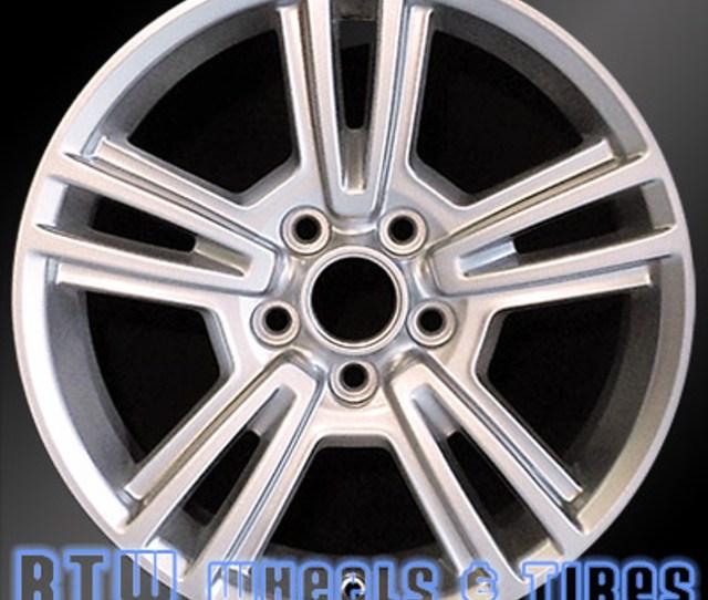 Inch Ford Mustang Oem Wheels  Part Fd Arzc Arab