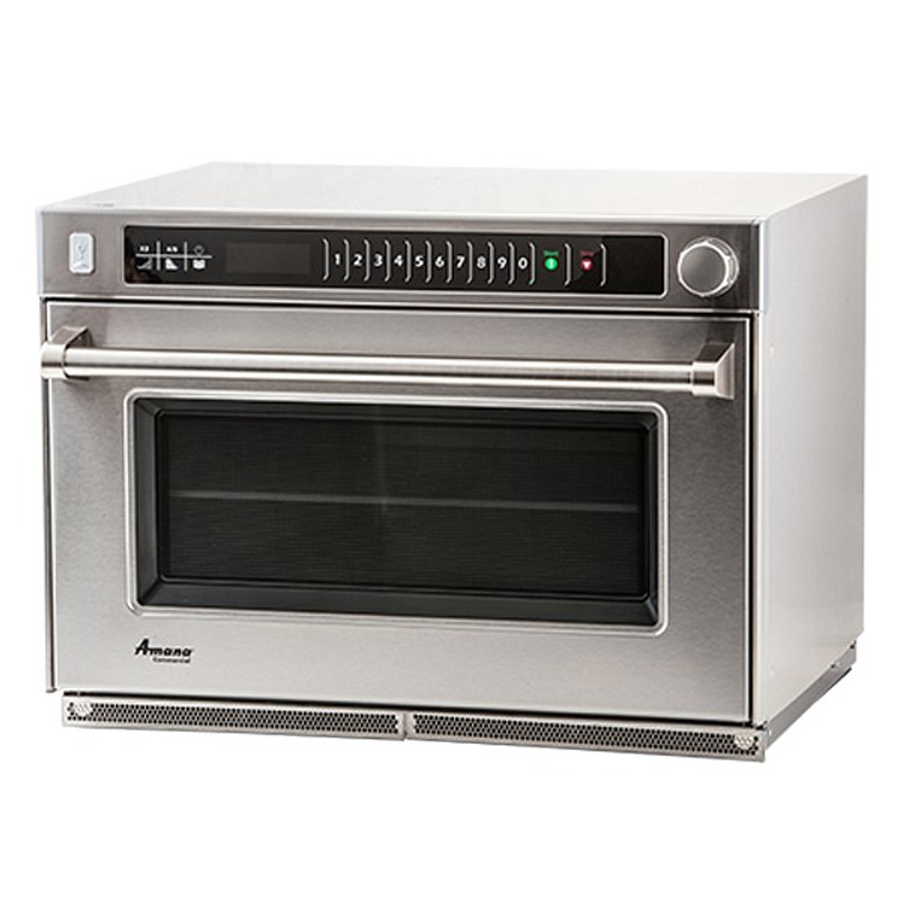 amana amso35 heavy duty commercial steamer microwave oven 208 240v 3500w