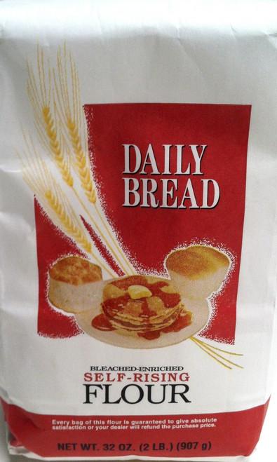 Daily Bread Self-Rising Flour (2lb) - Lakeside Mills