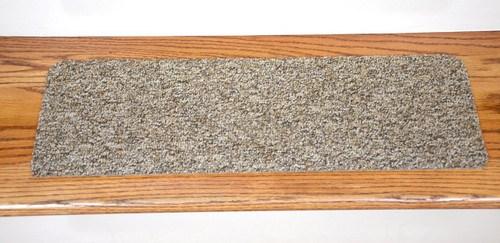 Dean Affordable Diy Carpet Stair Treads 23 X8 13Pc   Tweed Carpet For Stairs   Adam   Modern   Mustard   Hard Wearing   Wool