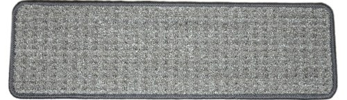 Dean Tape Free Pet Friendly Premium Nylon Non Slip Stair Gripper | 8 Inch Carpet Stair Treads | Bullnose Carpet | Wood Stairs | Rubber Backing | Mat | Non Slip Stair