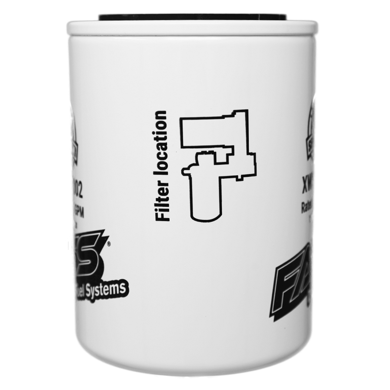 medium resolution of fass fuel filter and water separator replacement fws 3003 american diesel performance