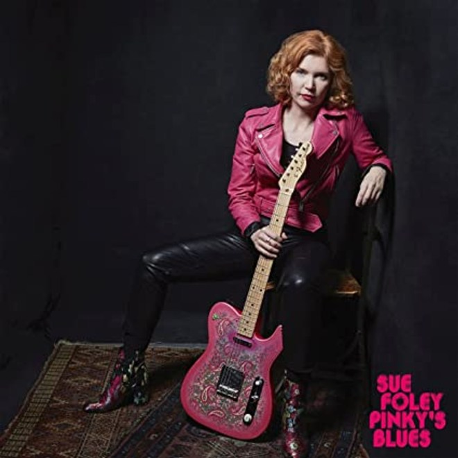 SUE FOLEY - PINKY'S BLUES - Blues Music Store