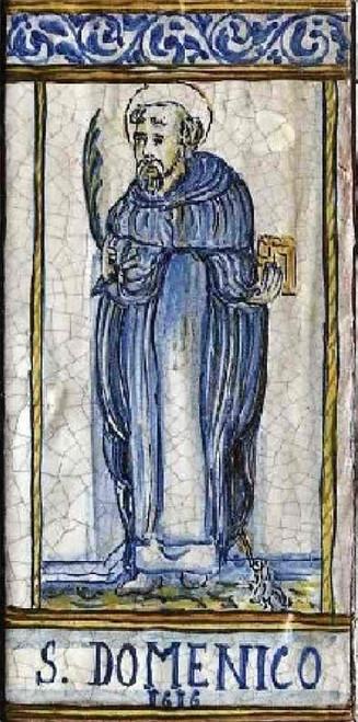 Museo della ceramica di deruta, vasta collezione di opere dal periodo etrusco al. Italian Ceramic Saint Tile Joseph Tile San Giuseppe