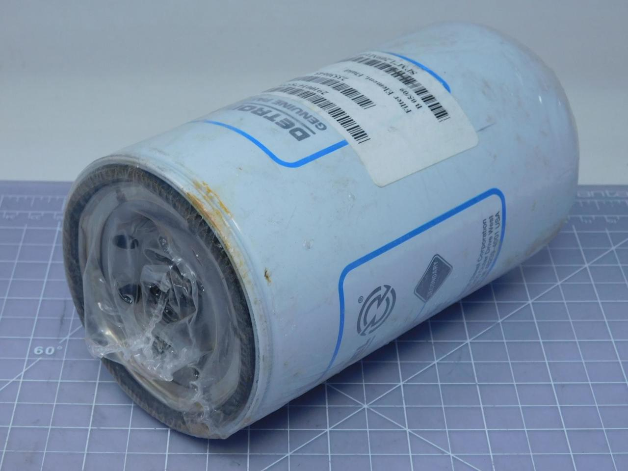 small resolution of detroit diesel spm7l209m1486 0882 fuel filter t118547 for sale