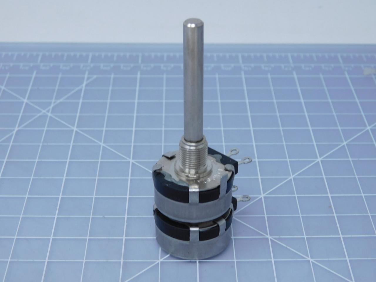 small resolution of honeywell d53c1 10k s potentiometers res pot 10k ohm 2w solder lug pnl mnt