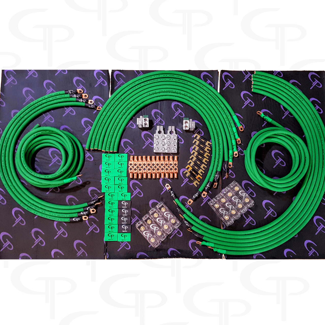 medium resolution of  the complete elite 1 0 awg stage 3 wiring kit gp car audio