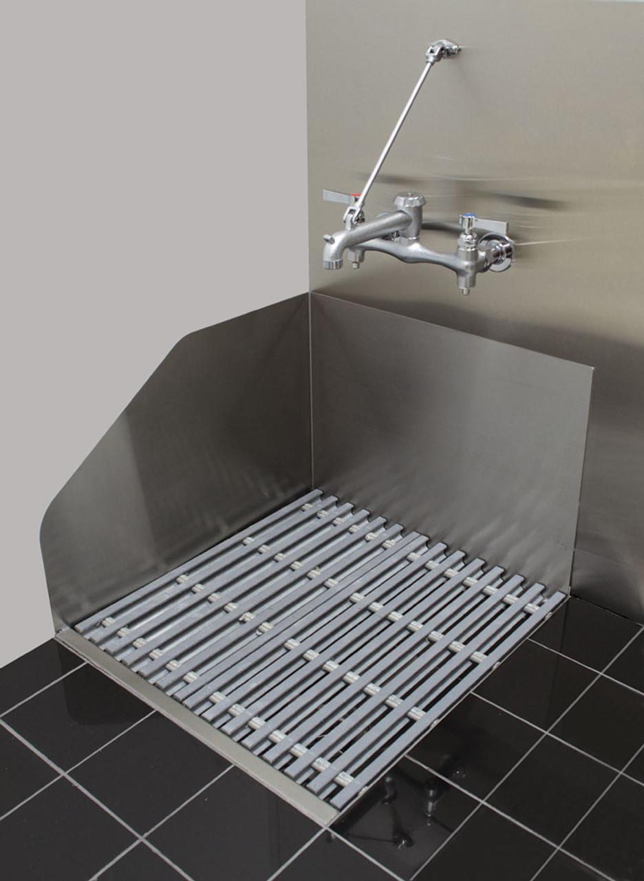 flush mount mop sink