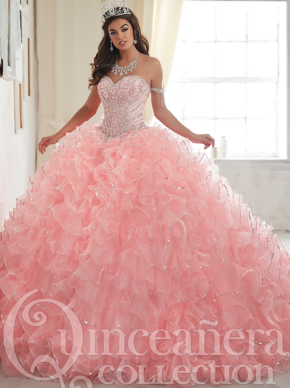 99cdb68dddb 91+ 2018 Blue Quinceanera Dresses Ball Gown Off The Shoulder ...