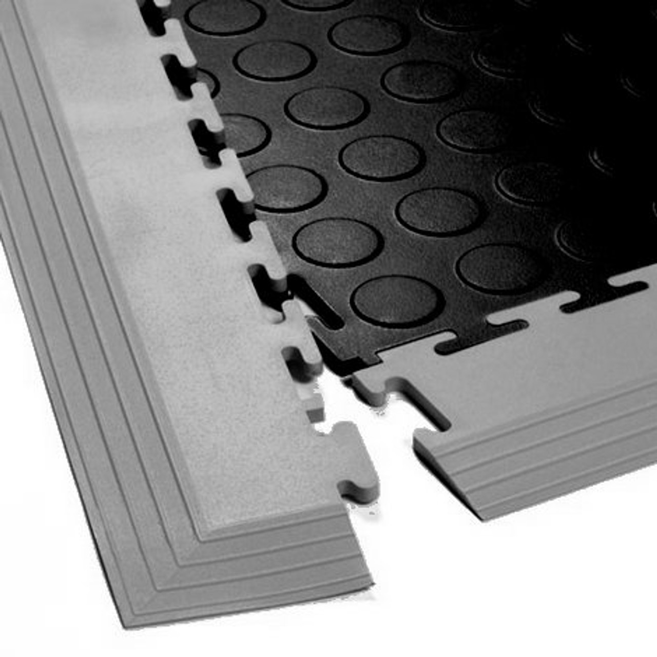 flexi tile commercial 5mm transition edges 5mm 4 pack straight or corners