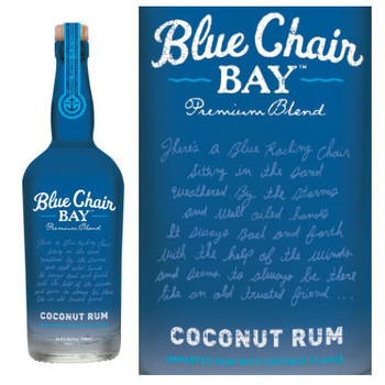 kenny chesney blue chair bay hats johnston casuals chairs premium blend coconut rum commemorative 750ml