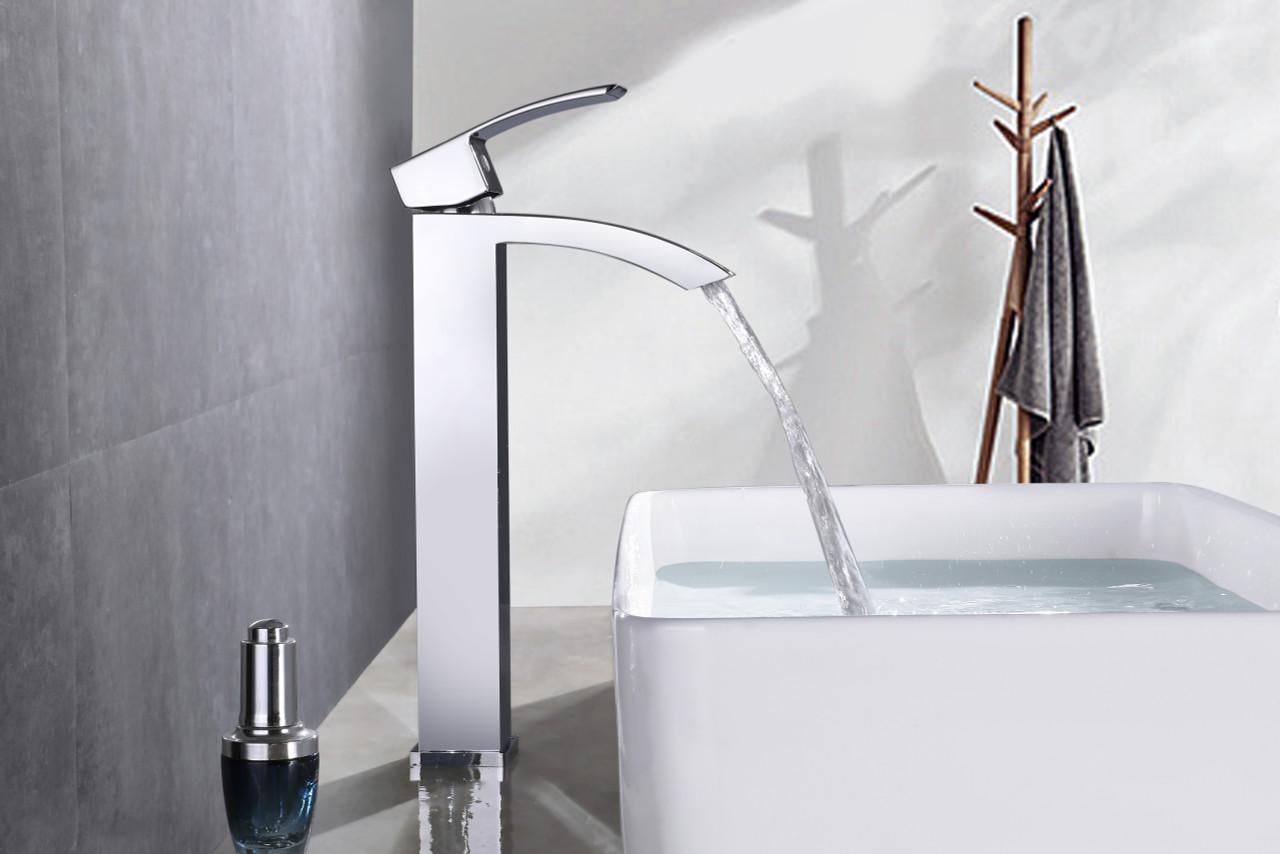 alma empolo vessel sink faucet upc certified