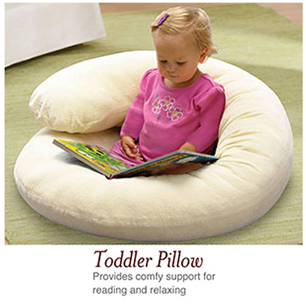 summer comfortfit body pillow cream