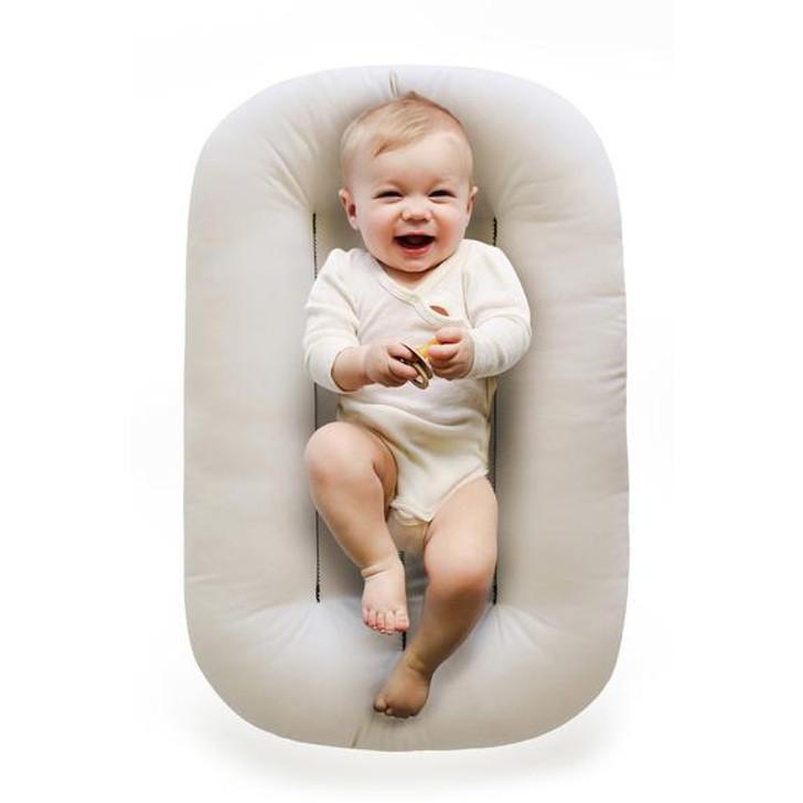 snuggle me infant lounger natural