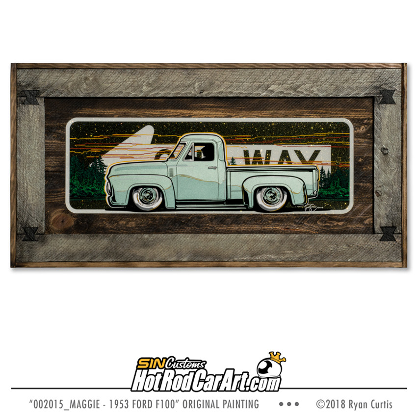 hight resolution of  maggie 1953 ford f100 one way