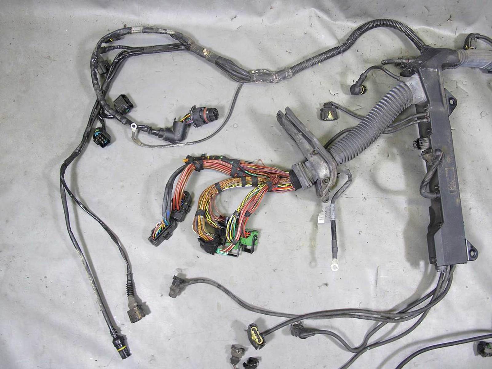 medium resolution of bmw e65 e66 745i 745il n62 v8 engine wiring harness w brokenbmw 745 wiring 8