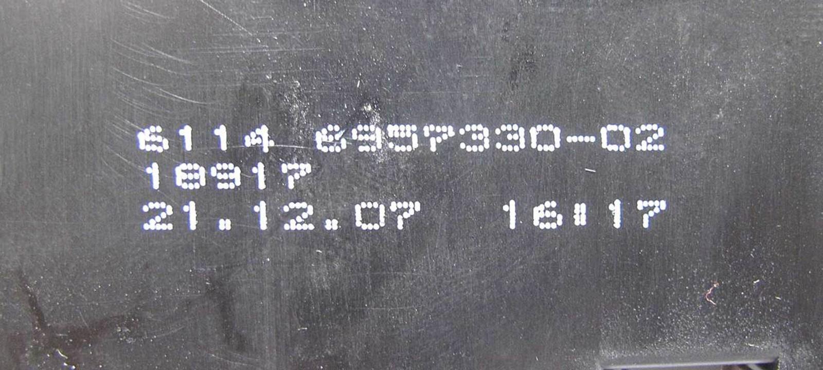 front fuse box panel 2004 img bmw  [ 1600 x 720 Pixel ]