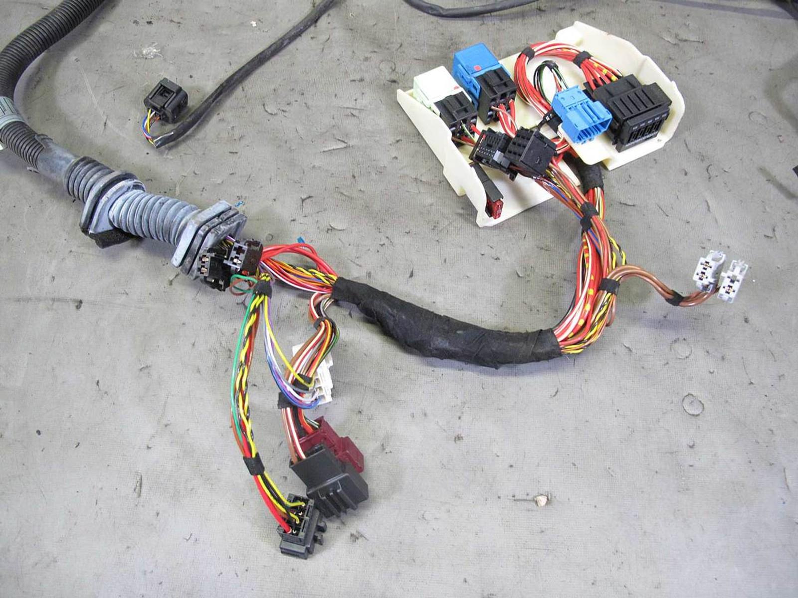 2004 2005 bmw e60 5 series m54 6cyl automatic transmission wiring bmw e60 transmission wire harness [ 1280 x 960 Pixel ]