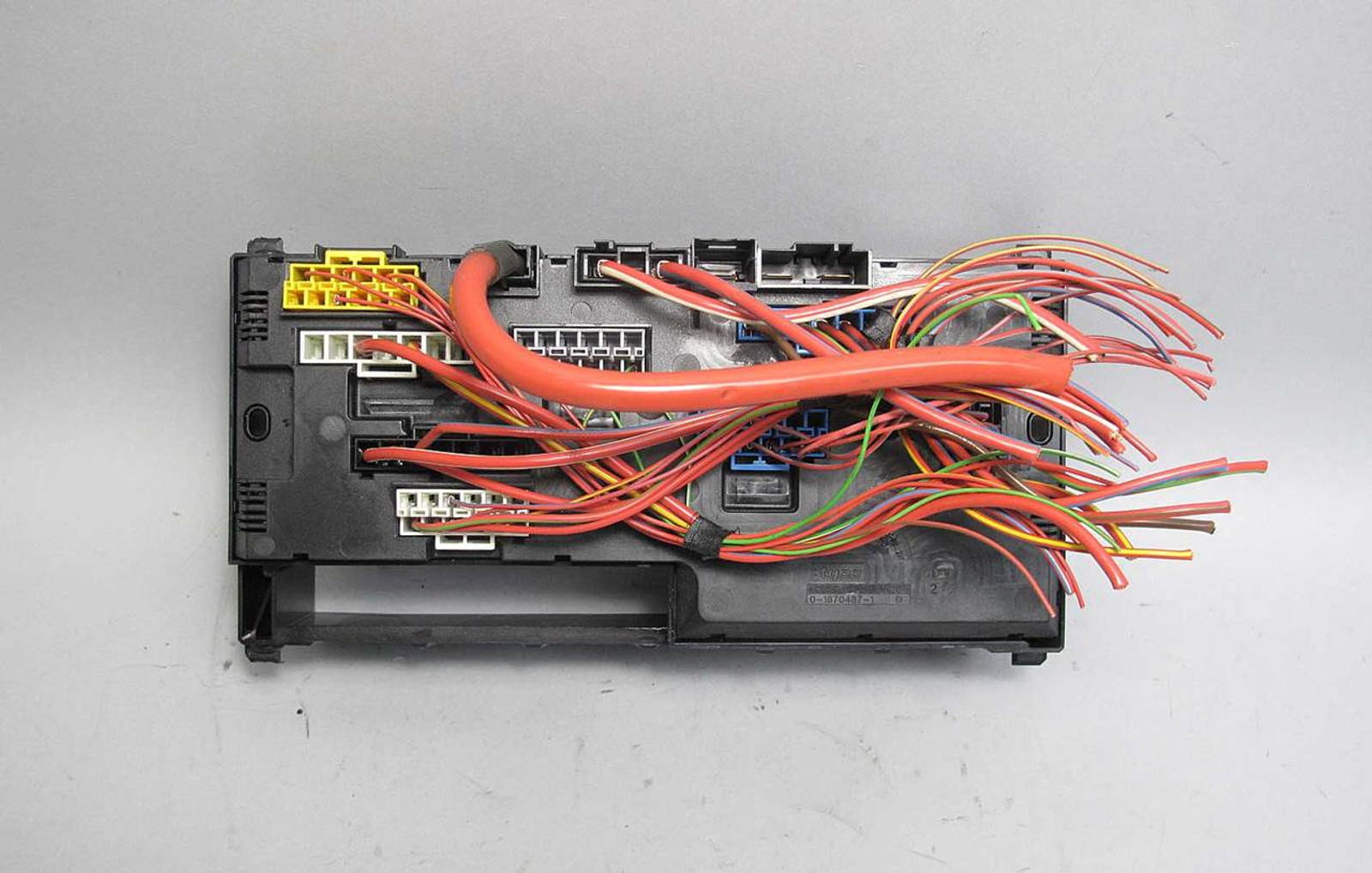 hight resolution of bmw f10 5 series f01 early front dashboard fuse distribution2010 bmw f01 wiring diagram ac