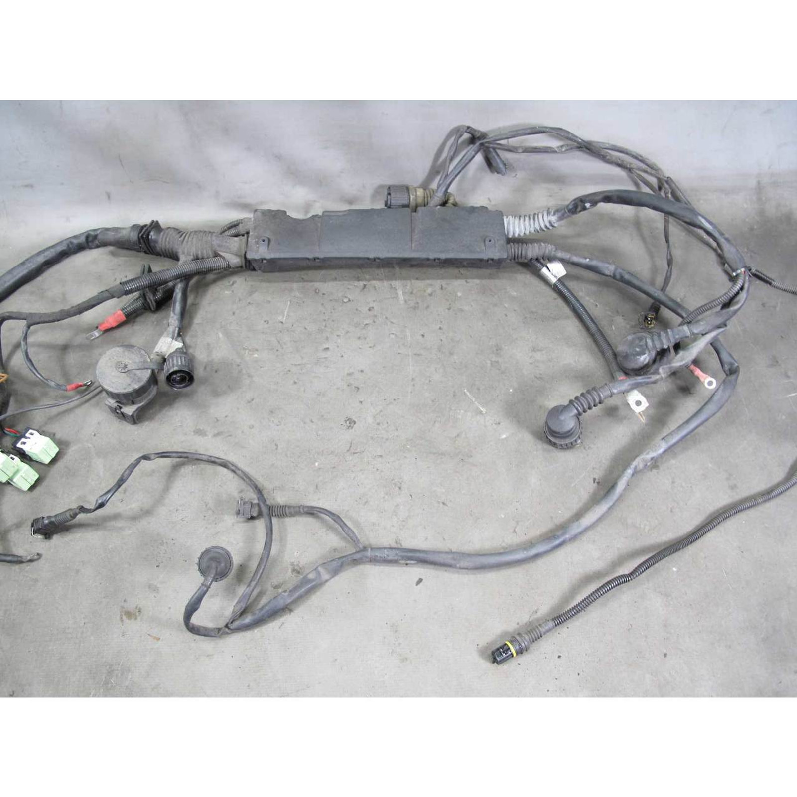 hight resolution of 1996 bmw z3 1 9 roadster m44 4 cyl engine wiring harness used oem 1996 bmw