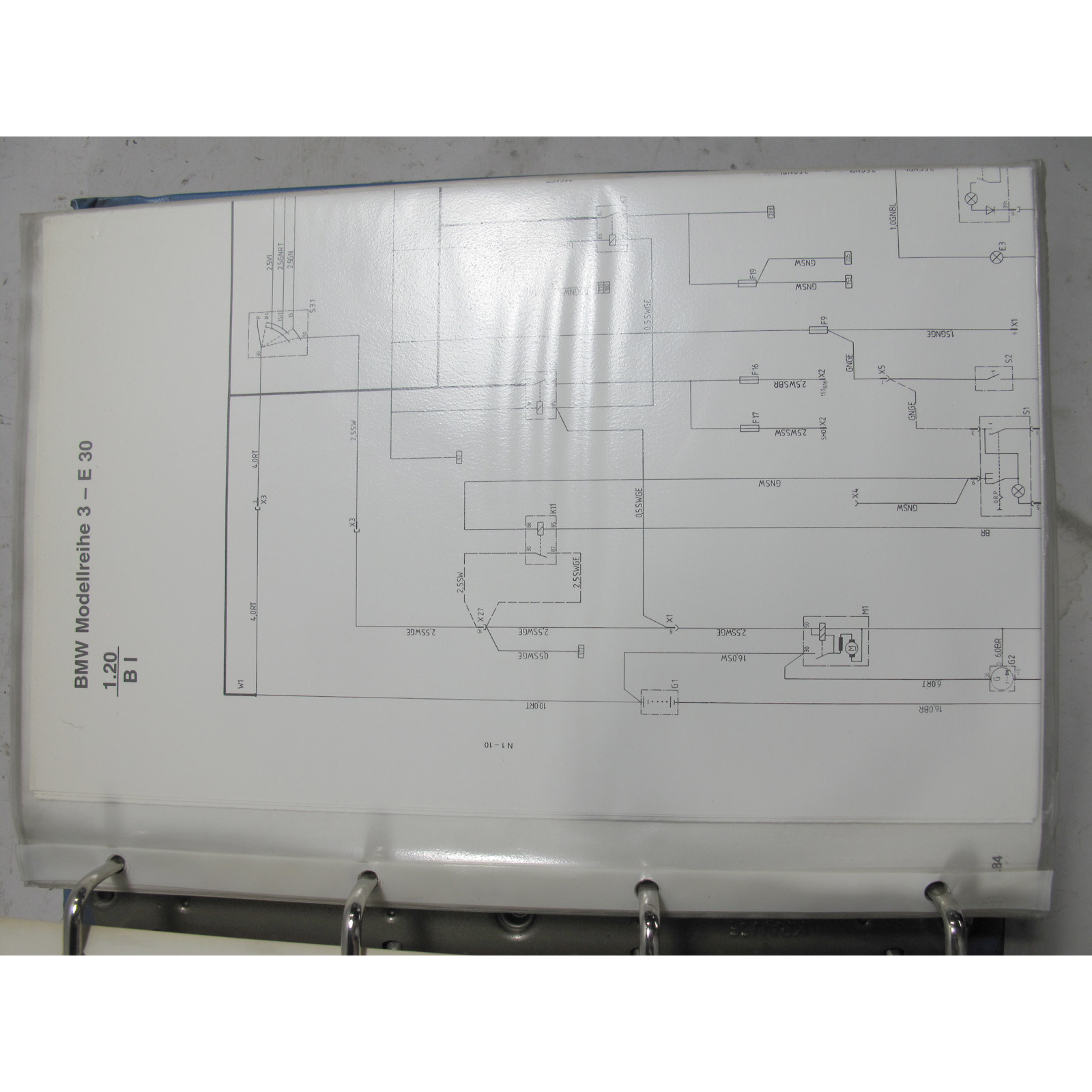 hight resolution of bmw e30 3 series general electrical system wiring diagram service bmw 2 series electrical system and wiring