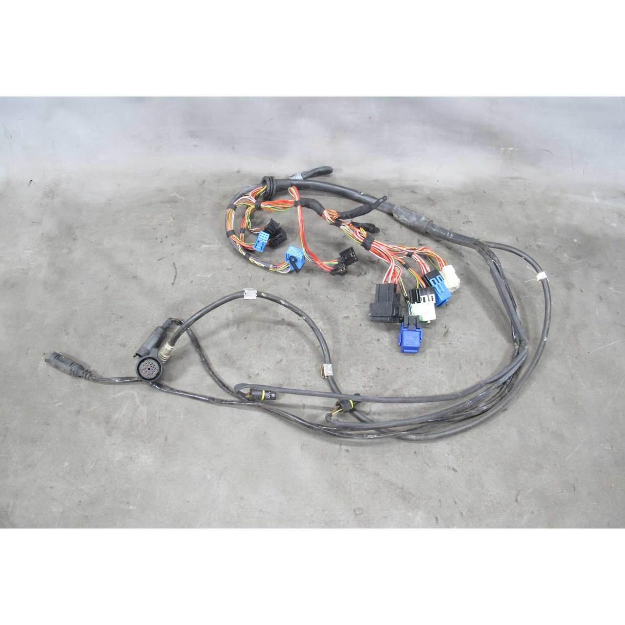 medium resolution of  2001 2002 bmw e46 x drive m54 automatic transmission wiring harness on bmw led