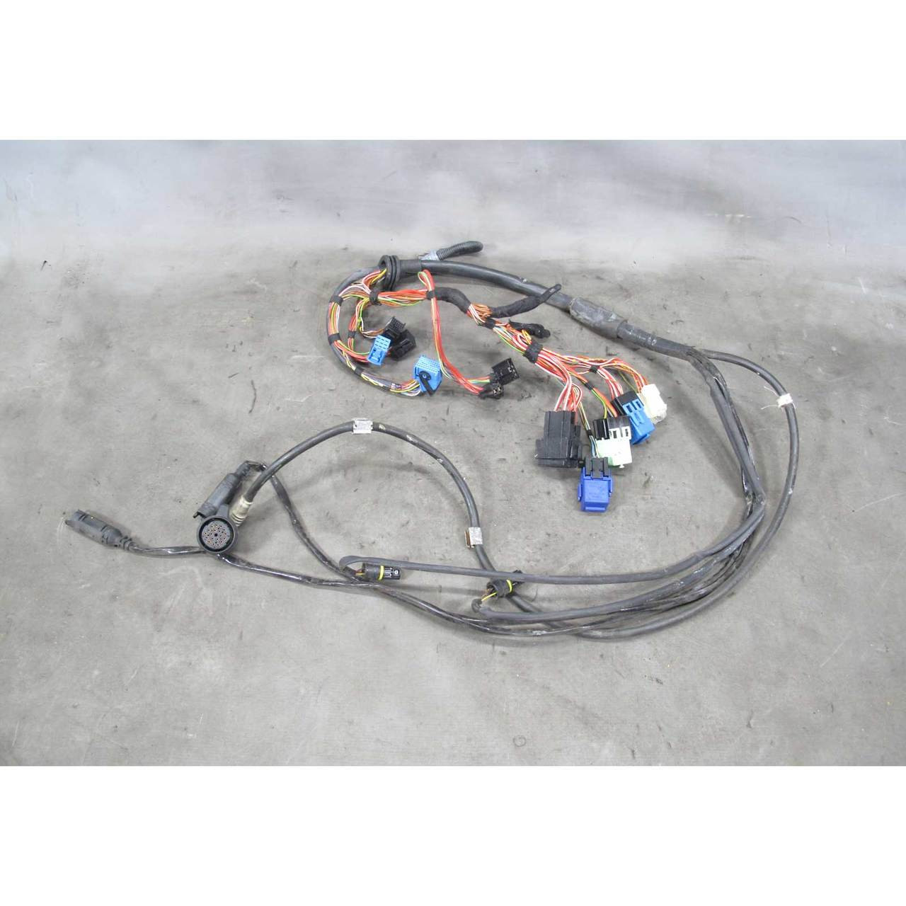 hight resolution of  2001 2002 bmw e46 x drive m54 automatic transmission wiring harness on bmw led