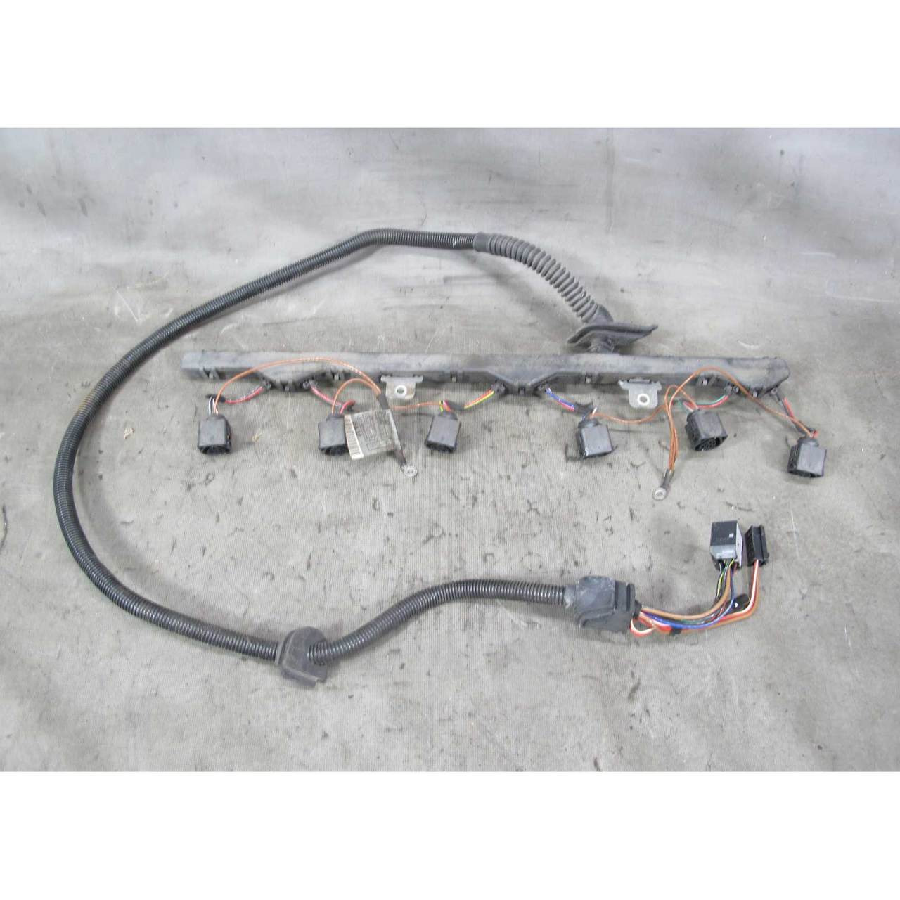 small resolution of 2003 2006 bmw e46 325i sulev m56 2 5l engine ignition coil wiring harness oem