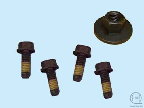 Bolts Small Parts For 1994-2002 Dodge Ram NV4500 5 Speed88