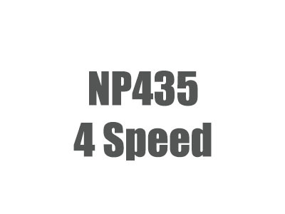 NP435 Parts, Manuals 1965-1966 Ford F100 & F250 Transmissions