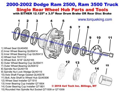 small resolution of ram rear wheel hub xview bw drawing b