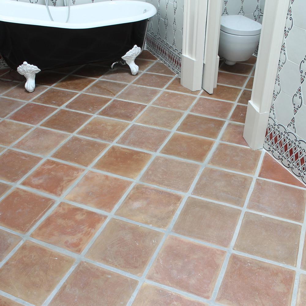 handmade floor tiles by g vega ceramica